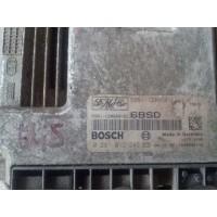 Ford Fiesta 1.6 Motor Beyni TDCI Dizel 5S6112A650ED / 5S61 12A650 ED / Bosch 0281012249 / 0 281 012 249