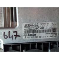 Ford Focus 1.6 Motor Beyni TDCI Dizel 9M5112A650BG / 9M51 12A650 BG / Bosch 0281015608 / 0 281 015 608
