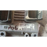 Opel Corsa 1.2 Motor Beyni 09115112 / 09 115 112 / Bosch 0261206074 / 0 261 206 074
