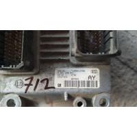 Opel Corsa 1.4 Motor Beyni 55557934 / 55 557 934 / Bosch 0261208941 / 0 261 208 941