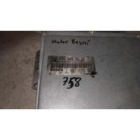 Mercedes E300 3.0 TD Motor Beyni A0255455532 / A 025 545 55 32 / Bosch 0281001880 / 0 281 001 880