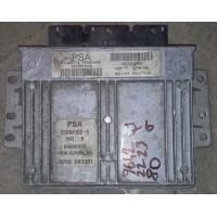 Citroen C2 1.4 9642222380 / Sagem 9649673480 / 215841025 / 21584102-5 Motor Beyni