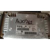 Peugeot 206 1.6 Motor Beyni 9632693980 / 96 326 939 80 / Bosch 0261206216 / 0 261 206 216