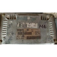 Peugeot 306 1.6 Motor Beyni 9632693880 / 96 326 938 80 / Bosch 0261206214 / 0 261 206 214