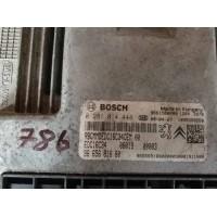 Citroen Nemo 1.4 Motor Beyni HDI Dizel 9665691680 / 96 656 916 80 / Bosch 0281014444 / 0 281 014 444
