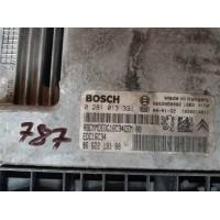 Citroen C4 1.6 Motor Beyni HDI Dizel 9662213180 / 96 622 131 80 / Bosch 0281013331 / 0 281 013 331
