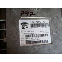 Citroen C3 1.1 Motor Beyni HW 16.623.004 / HW 9645989480 / SW 16.497.064 / SW 9648568480 Magnetti Marelli IAW 48P2.72