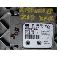 Opel Astra 1.8 Motor Beyni 55564081 / 55 564 081 / Siemens 5WK9425 / 5WK9 425 / SIMTEC75.5