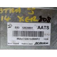 Opel Astra 1.6 Motor Beyni 12639891 / ACDelco AATS / E83