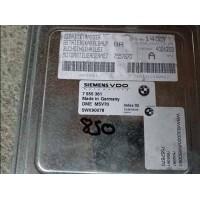 BMW 525 Motor Beyni 7555361 / 7 555 361 / Siemens 5WK90078 / DME MSV70