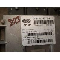 Peugeot Motor Beyni HW 16560044 / HW 9647494880 / SW 16658034 / SW 9650157680 Magnetti Marelli IAW 6LP1.08
