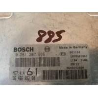 Peugeot Partner 1.6 Motor Beyni 9648608280 / 96 486 082 80 / Bosch 0261207686 / 0 261 207 686