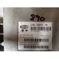 Citroen Motor Beyni HW 16.552.004 / HW 9643707380 / SW 16.594.004 / SW 9644925480 Magnetti Marelli IAW 48P2.78