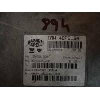Citroen Motor Beyni HW 16469.034 / HW 9642606280 / SW 16452.084 / SW 9643628180 Magnetti Marelli IAW 48P2.34