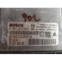 Peugeot Expert 1.6 Motor Beyni HDI Dizel 9663786880 / 96 637 868 80 / Bosch 0281012982 / 0 281 012 982