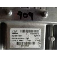 Peugeot Motor Beyni HDI Dizel HW9666912580 / HW 9666912580 / Delphi 9675434580 / DCM3.5