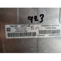 Peugeot 206 Motor Beyni SW9661960880 / SW 9661960880 / HW9655883280 / HW 9655883280 / Valeo J34P AAE
