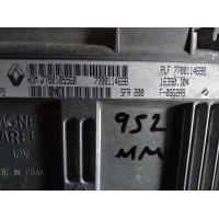 Renault Clio 1.2 Motor Beyni 7700114698 / HOM7700105560 / HOM 7700105560 / Magnetti Marelli 16390 104