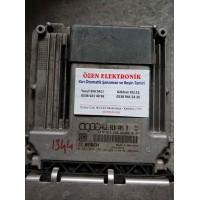 Audi Q7 3.0 Motor Beyni TDI Dizel 4L2910401B / 4L2 910 401 B / Bosch 0281018301 / 0 281 018 301