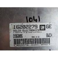 Opel Corsa 1.4 Motor Beyni 16202279 / Delco D96006 / BWCH / GE