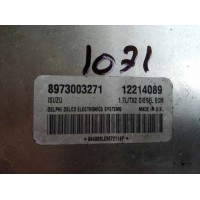 Opel Combo 1.7 Motor Beyni DTI Dizel 12214089 / Isuzu 8973003271 / Delphi Delco 864089LE3072114P / 1.7L/TX2