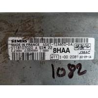 Ford Fusion Motor Beyni 4S6112A650DA / 4S61 12A650 DA / Siemens S118107020A / S118107020 A