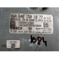 Mercedes Sprinter 2.2 Motor Beyni CDI Dizel A6461501877 / A 646 150 18 77 / Bosch 0281014346 / 0 281 014 346
