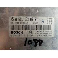 Mercedes Sprinter 2.2 Motor Beyni CDI Dizel A6111530991 / A 611 153 09 91 / Bosch 0281011745 / 0 281 011 745