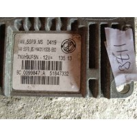 Fiat 500 1.2 Motor Beyni 51847332 / Magnetti Marelli IAW 5SF9.MS/HW401/1308-560