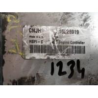 Opel Zafira 1.6 Motor Beyni 16228919 / Delphi Delco CNJH/ HSFI C