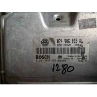 VW Volkswagen Transporter 2.5 Motor Beyni TDI Dizel 074906018AL / 074 906 018 AL / Bosch 0281010459 / 0 281 010 459