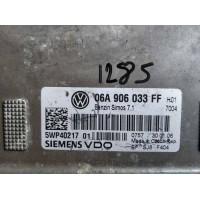 Seat Leon 1.6 Motor Beyni 06A906033FF / 06A 906 033 FF / Siemens 5WP4021701 / 5WP40217 01 / Simos 7.1