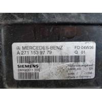 Mercedes W203 Motor Beyni A2711539779 / A 271 153 97 79 / Siemens 5WK9051103 / 5WK90511 03