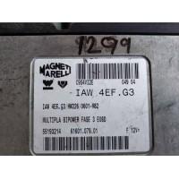 Fiat Motor Beyni 55193214 / Magnetti Marelli IAW 4EF.G3/HW226/0601-M82/61601.079.01