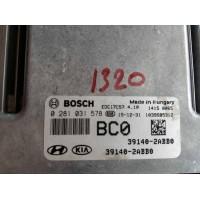 Hyundai I30 1.6 Motor Beyni CRDI Dizel 391402ABB0 / 39140 2ABB0 / Bosch 0281031578 / 0 281 031 578