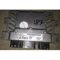 Ford Fiesta Motor Beyni AV2112A650EB / AV21-12A650-EB / Continental S180047013B / S180047013 B