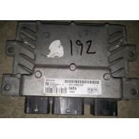 Ford Fiesta 1.6 Motor Beyni 8V2112A650AFA / 8V21-12A650-AFA / Continental S180049013A / S180049013 A