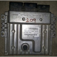 Ford Motor Beyni TDCI Dizel BG9112A650PG / BG91-12A650-PG / Delphi 28316165 DCM3.5