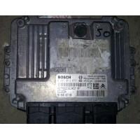 Peugeot 207 1.6 HDI Dizel 9664843780 / 96 648 437 80 / Bosch 0281013872 / 0 281 013 872 Motor Beyni