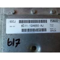 Ford Transit 2.4 Motor Beyni TDCI Dizel 6C1112A650AJ / 6C11-12A650-AJ / Fomoco DCU 101 / 9DCJ