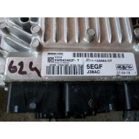 Ford Transit Connect Motor Beyni TDCI Dizel 7T11-12A650-CF / 7T11 12A650 CF / Siemens 5WS40482F T