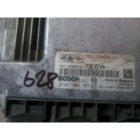 Ford Focus 1.6 Motor Beyni TDCI Dizel 7M5112A650UA / 7M51 12A650 UA / Bosch 0281010487 / 0 281 012 487