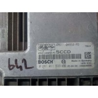 Ford C-Max 1.6 Motor Beyni TDCI Dizel 4M5112A650PD / 4M51 12A650 PD / Bosch 0281011533 / 0 281 011 533