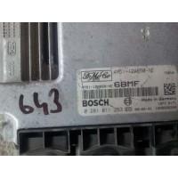 Ford Focus 1.6 Motor Beyni TDCI Dizel 4M5112A650NE / 4M51 12A650 NE / Bosch 0281011263 / 0 281 011 263