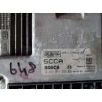 Ford Focus 1.6 Motor Beyni TDCI Dizel 4M5112A650PA / 4M51 12A650 PA / Bosch 0281011533 / 0 281 011 533