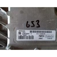 Ford B-Max 1.6 Motor Beyni CV1112A650BH / CV11 12A650 BH / Continental S180156201H / S180156201 H