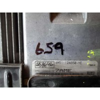 Ford Focus 1.6 Motor Beyni TDCI Dizel 4M5112A650YE / 4M51 12A650 YE / Bosch 0281011701 / 0 281 011 701