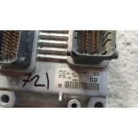 Opel Agila 1.2 Motor Beyni 55350550 / 55 350 550 / Bosch 0261207964 / 0 261 207 964