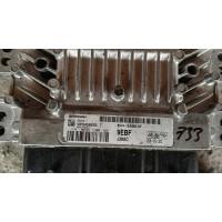 Ford Kuga Motor Beyni 8V4112A650AF / 8V41 12A650 AF / Continental 5WS40583GT / 5WS40583G T