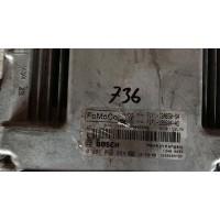 Ford Focus 1.5 Motor Beyni TDCI Dizel F1F112A650SA / F1F1 12A650 SA / F1F112B684AD / F1F1 12B684 AD / Bosch 0281033084 / 0 281 033 084